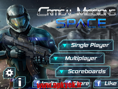 دانلود موجودات فضایی CM: Space – Try & Rent v3005 اندروید