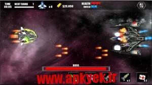دانلود بازی حملات هوایی Celestial Assault 2.9.9 اندروید پول بی نهایت