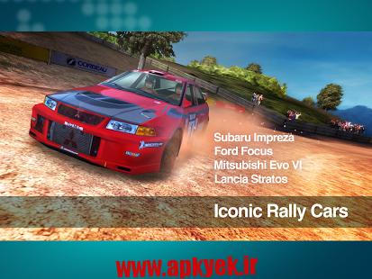 دانلود بازی رالی Colin McRae Rally v1.11 اندروید مود شده