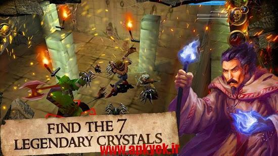 دانلود بازی Darkstone 1.4 اندروید مود شده و پول بینهایت