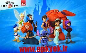 دانلود بازی جعبه اسباب بازی Disney Infinity: Toy Box 2.0 1.0 اندروید مود شده