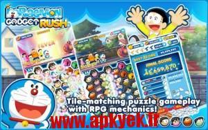 دانلود بازی گجت راش Doraemon Gadget Rush v1.0.4.2 اندروید مود شده