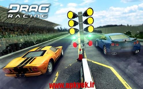 دانلود بازی مسابقات دراگ Drag Racing 1.6.67 اندروید مود شده