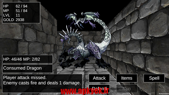 دانلود بازی  Dungeoneer v1.0 اندروید مود شده