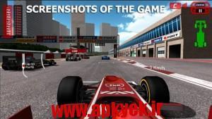 دانلود بازی مسابقات بی نهایت FX-Racer Unlimited 1.3 اندروید مود شده