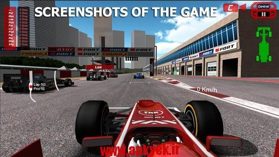 دانلود بازی مسابقات بی نهایت FX-Racer Unlimited 1.3.9 اندروید مود شده