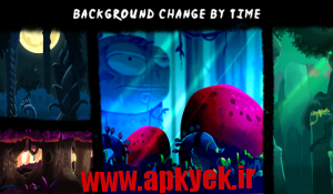 دانلود بازی مبارزه فانتزی Fantasy Fight! Age of Yeti v1.0 اندروید مود شده