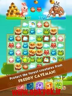دانلود بازی پازلی Forest Mania™ 3.0.0 اندروید