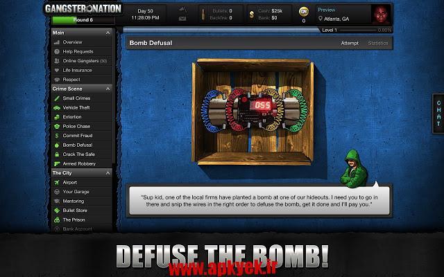 دانلود بازی گانگستر ملت Gangster Nation 0.0.38 اندروید