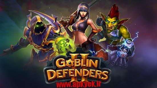 دانلود بازی مدافعان ارواح Goblin Defenders 2 1.6.244 اندروید
