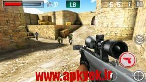 دانلود تفنگ جنگ Gun Shoot War 2.0 اندروید