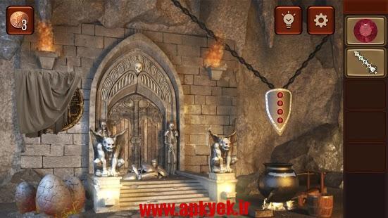 دانلود بازی فکر فرار Hellgate Escape v1.0 اندروید مود شده