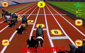 دانلود بازی اسب سواری Horse Racing 3D 2015 Free 1.9 اندروید