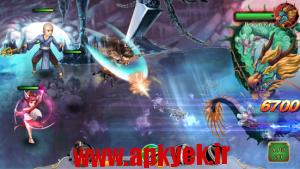 دانلود بازی اودیسه قهرمان Immortal Odyssey 1.0.2a اندروید