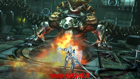 دانلود بازی گرافیکی انفجار Implosion v1.0.6 اندروید مود شده انلاک شده