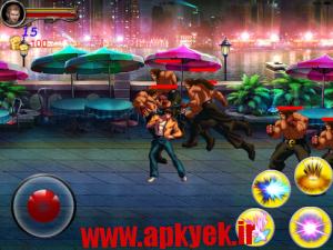 دانلود بازی مبارزه کنگو Kungfu Fight 1.22 اندروید مود شده