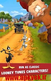 دانلود بازی خرگوش دونده Looney Tunes Dash! 1.59.20 اندروید مود شده