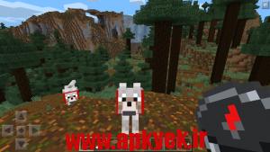 دانلود بازی Minecraft - Pocket Edition v.0.11.0 Build 6 اندروید مود شده