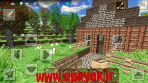 دانلود بازی MiniCraft 2 1.0.3 اندروید