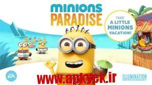 دانلود بازی میمون ها در بهشت Minions Paradise™ 1.2.907 اندروید