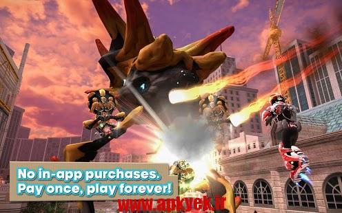 دانلود بازی ابر قهرمان جهان Playworld Superheroes v1.0 اندروید مود شده