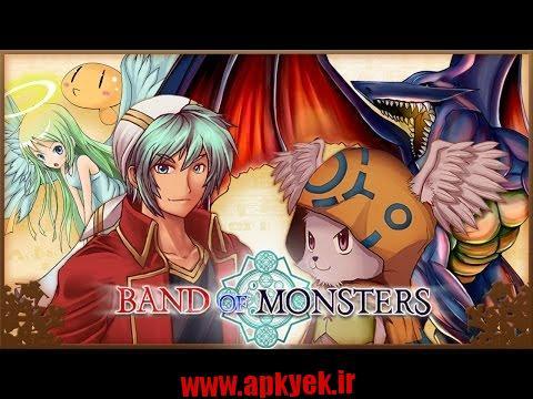 دانلود بازی هیولاهای گروهی RPG Band of Monsters 1.1.5g اندروید