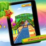 دانلود بازی دوندگی سه بعدی RUN RUN 3D 6.9 اندروید
