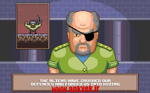 دانلود بازی قهرمانان تصادفی Random Heroes 3 v1.32 اندروید مود شده