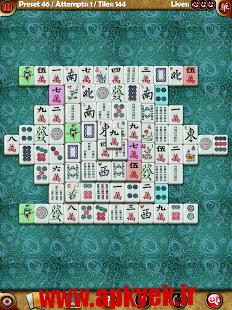 دانلود بازی فکری ماهجونگ Random Mahjong Pro 1.3.6 اندروید