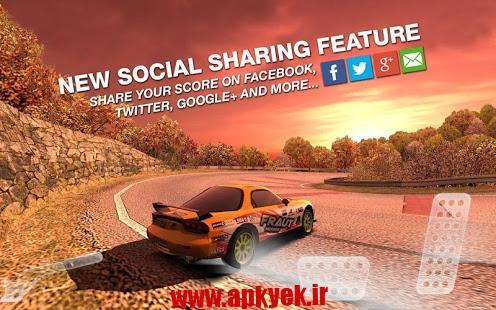 دانلود بازی ماشین مسابقهای Real Drift Car Racing v3.4 اندروید مود شده