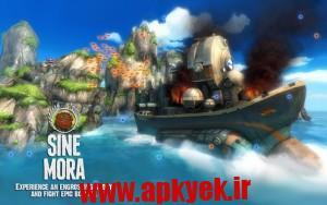 دانلود بازی حملات هوایی Sine Mora v1.31 اندروید مود شده