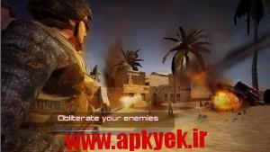 دانلود بازی عملیات ویژه Special Ops 1.00 اندروید