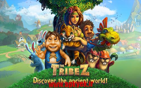دانلود بازی The Tribez 4.0 اندروید