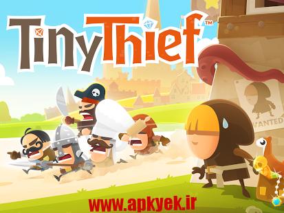 دانلود بازی دزد کوچک Tiny Thief 1.2.1 اندروید