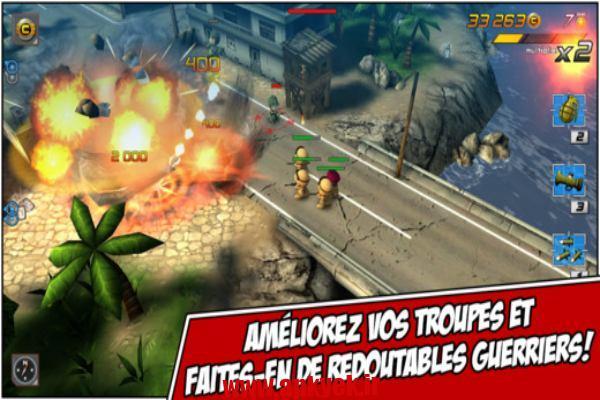دانلود بازی سربازان کوچک Tiny Troopers 2 Special Ops v1.3.6 اندروید