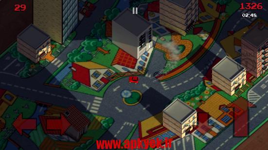 دانلود بازی ماشین اسباب بازی Toy Car Drifting : Car Racing v1.0 اندروید مود شده