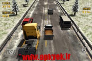 دانلود بازی ترافیک پر پیچ و خم Traffic Racer v2.1 اندروید