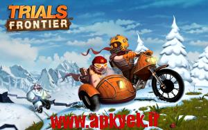 دانلود بازی محاکمات مرزی Trials Frontier 3.2.2 اندروید