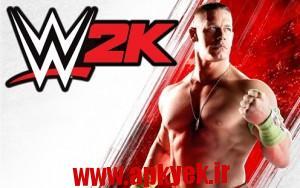 دانلود بازی گرافیکی کشتی کج WWE 2K v1.0.8041 اندروید