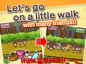دانلود بازی پیاده روی Walk-A-Funghi 1.3.2 اندروید