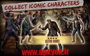 دانلود بازی راه رفتن مردها Walking Dead: Road to Survival 1.0.13233 اندروید