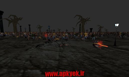 دانلود بازی زامبی نینجا Zombie Ninja Killer 2014 2.3 اندروید