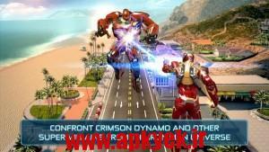 دانلود بازی ایرون من مرد اهنی Iron Man 3 - The Official Game v1.6.9g اندروید