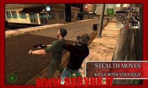 دانلود بازی ماموریت قتل Agent Black : Assassin Mission v1.4 اندروید نسخه کامل