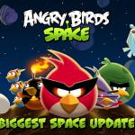 دانلود بازی پرندگان خشمگین فضایی Angry Birds Space Premium 2.1.4 اندروید مود شده