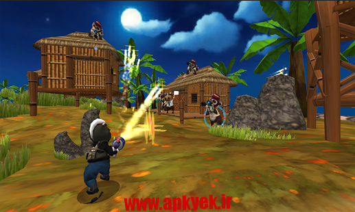 دانلود بازی نبرد نهایی حیوانات Animal Force: Final Battle v1.0 اندروید