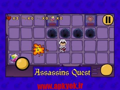 دانلود بازی ترور Assassins Quest v2.0 اندروید