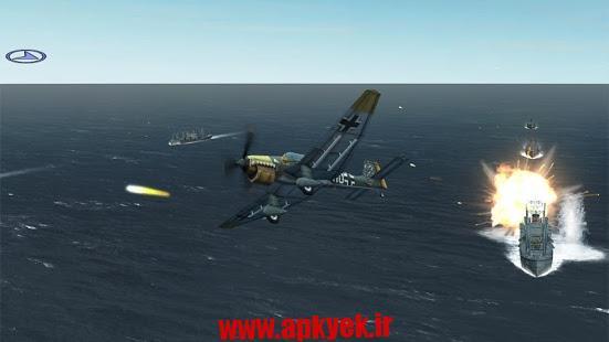 دانلود بازی ناوگان اطلس Atlantic Fleet 1.0.7 اندرروید