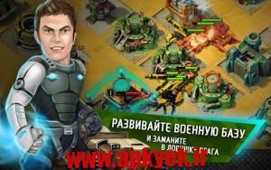 دانلود بازی قهرمان اتمی Atomic Heroes v1.05 اندروید