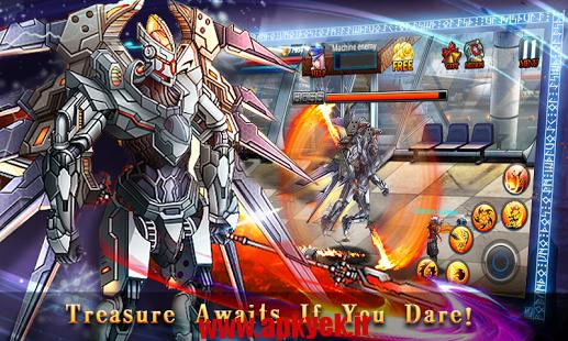 دانلود بازی هرج و مرج شکارچی Chaos Demon Hunter v1.3 اندروید